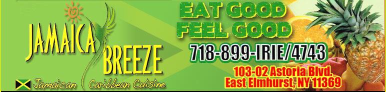 Jamaica Breeze, Jamaica Breeze Restaurant, Jamaican
